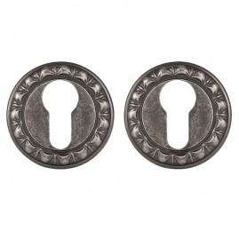 Накладка Punto MT ET OS-9 античное серебро