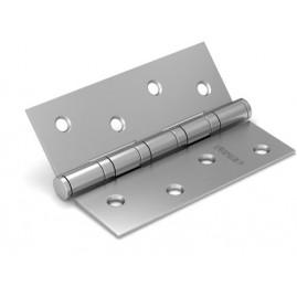 Петля Fuaro универсальная 4BB 100x75x2,5 SN матовый никель